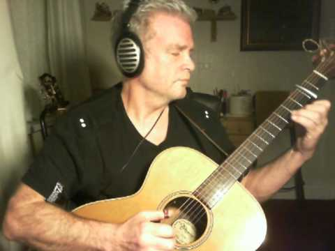Butterfly Garden  ( Guitar Solo ) Written by John Metcalf
