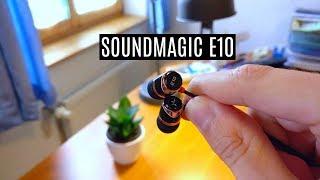 Der In Ear Geheimtipp! Soundmagic E10 Review Deutsch