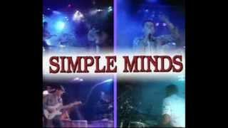SIMPLE MINDS - ALIVE AND KICKING - ALIVE AND KICKING (INSTRUMENTAL)