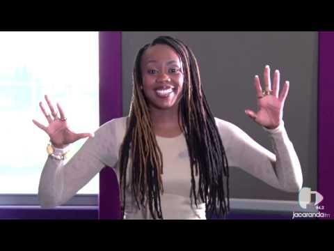 'Hear Me Move' film's Bontle teaches MBD an easy dance move!