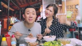 베트남 맛집(호치민) Hari Won&Trấn Thành 하리원 쩐탄 - Siêu Ham Ăn 시우함앙 - Hủ Tiếu Cả Cần 쌀국수 종류 [까껀후띠우]  (K/E Sub)