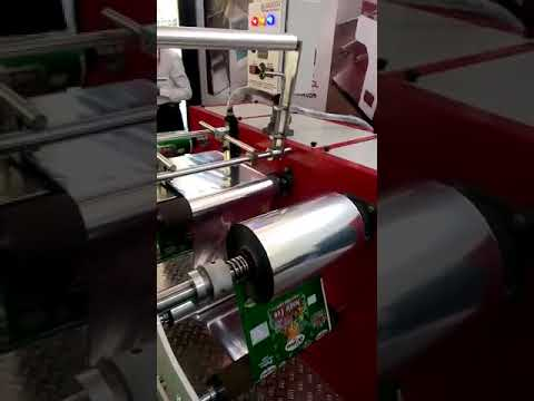 Rewinder Machine For Barcode Printing Machine