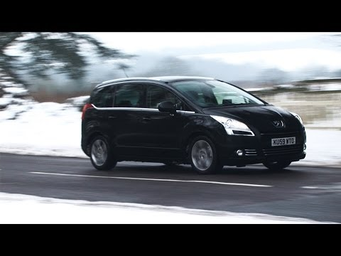 Peugeot 5008 : Car Review