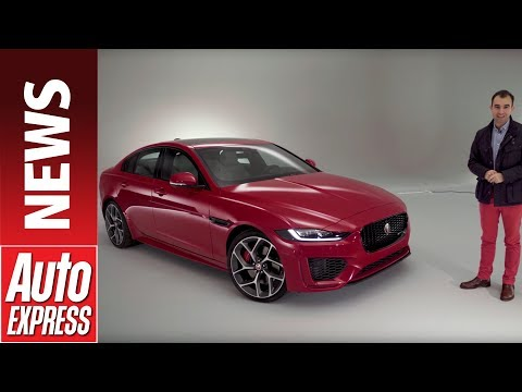 New 2019 Jaguar XE - take a look around Jag's facelifted 3 Series rival
