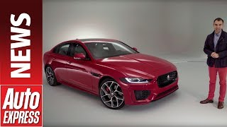 [Auto Express] New 2020 XE - take a look around Jags facelifted 3 Series rival