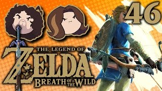 Breath of the Wild: Big Elephant Shoots Laser - PART 46 - Game Grumps