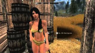 Elder Scrolls V  Skyrim: The day i met sofia