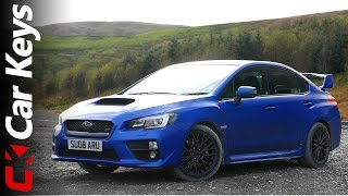 Subaru WRX STi 4K 2016 review - Car Keys