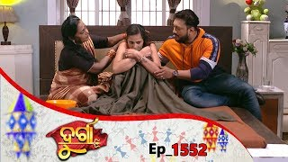Durga | Full Ep 1552 | 30th Nov 2019 | Odia Serial – TarangTV