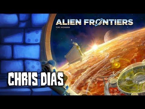 Alien Frontiers, by Chris Dias