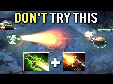 OMFG From LOL to GOD Magic Sniper vs Clinkz Non-Stop Gank Mid Epic Gameplay Comeback WTF Dota 2