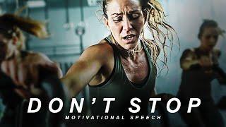 KEEP RUNNING - Powerful Motivational Speech