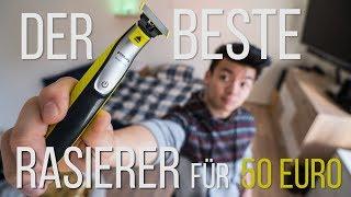 Der Beste Rasierer für 50 EURO | Philips OneBlade Review | ChenKangFilms