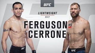 UFC 238: Tony Ferguson vs Cowboy Cerrone Recap
