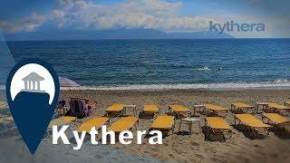 Kythera | Agia Pelagia Beach