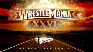 WWE wrestlemania 26 theme song (I made it by kevin rudolf)