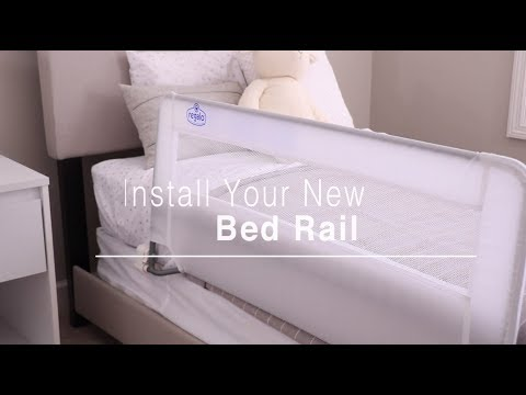 Regalo Baby Swing Down Bed Rail Installation