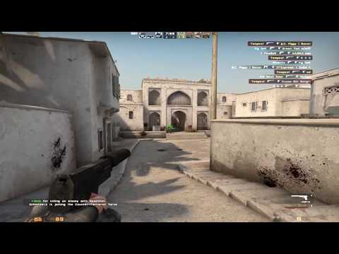 How to Record 4:3 Black Bars as 4:3 Stretched In Csgo using