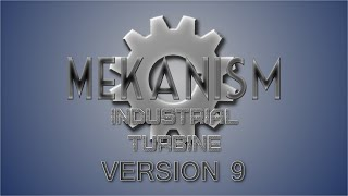 Mekanism Version 9 Spotlight: Industrial Turbine