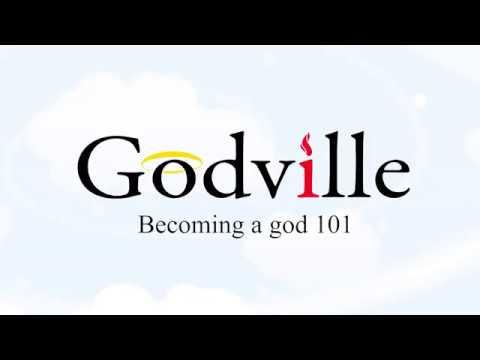 Godville (Zero Player Game)
