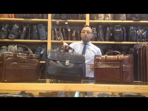 L'evoluzione di borse lavoro, cartelle e portadocumenti | Scalia Group