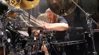 Kreator 'Gods of Violence' - Ventor Drumcam - live @ Masters of Rock, CZ - 15. July 2K17