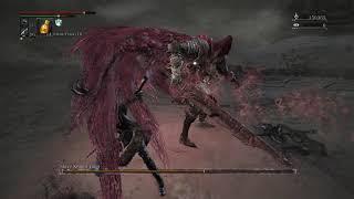 Dark Souls 3 - Bloodborne Mods - The Hunter vs Slave Knight Gael