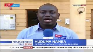 Section of Kenyans skeptical over new Huduma Namba and file petitions against it