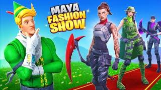 Custom Skin Fashion Show! (Maya Only)
