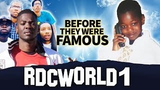 RDCWorld1 | Before They Were Famous | Anime House Biography