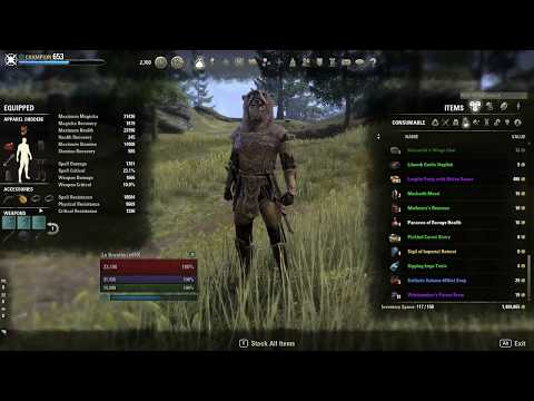 Video] Powerful Magicka Templar Battlegrounds Build — Elder Scrolls