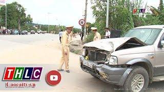 Lào Cai: Tai nạn giao thông nghiêm trọng khiến 2 người tử vong   THLC