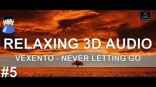 Relaxing 3D Audio #5 | Vexento - Never Letting Go (3D Audio!!) | Lazy Boys Productions