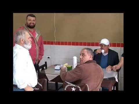 Dj Favela o Fotomusicada vai para Robson Brandão que confirma porque Ayres Scorsatto é Amigo do povo cafezinho quentinho na padaria do Gaúcho