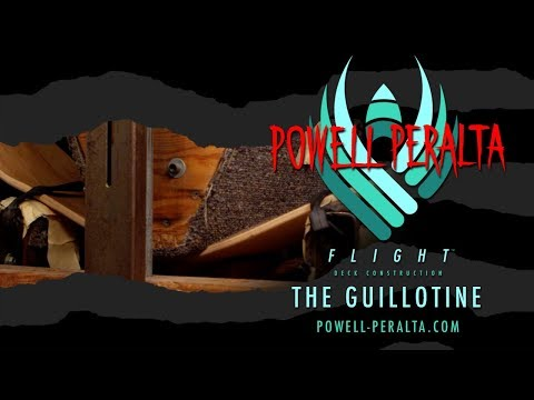 Powell Peralta Flight Deck Guillotine Disaster Test
