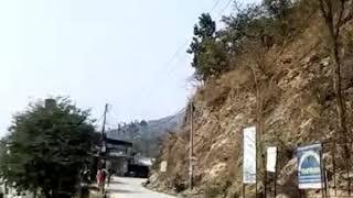 preview picture of video 'काठमाडौ देखि बस मा चढी रसुवागढी घुम्न जाने क्रममा'