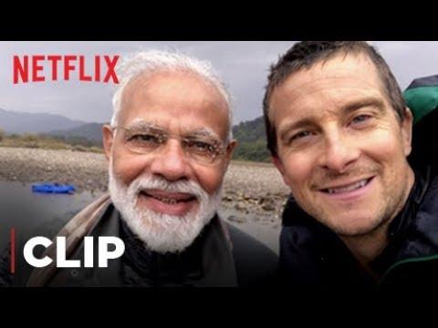 PM Narendra Modi's Adventure | Man VS Wild | Netflix