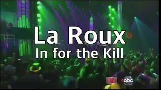 라 루(La Roux) - In for the Kill (New Year Rockin' Eve 2011) [가사/번역(Lyrics)]