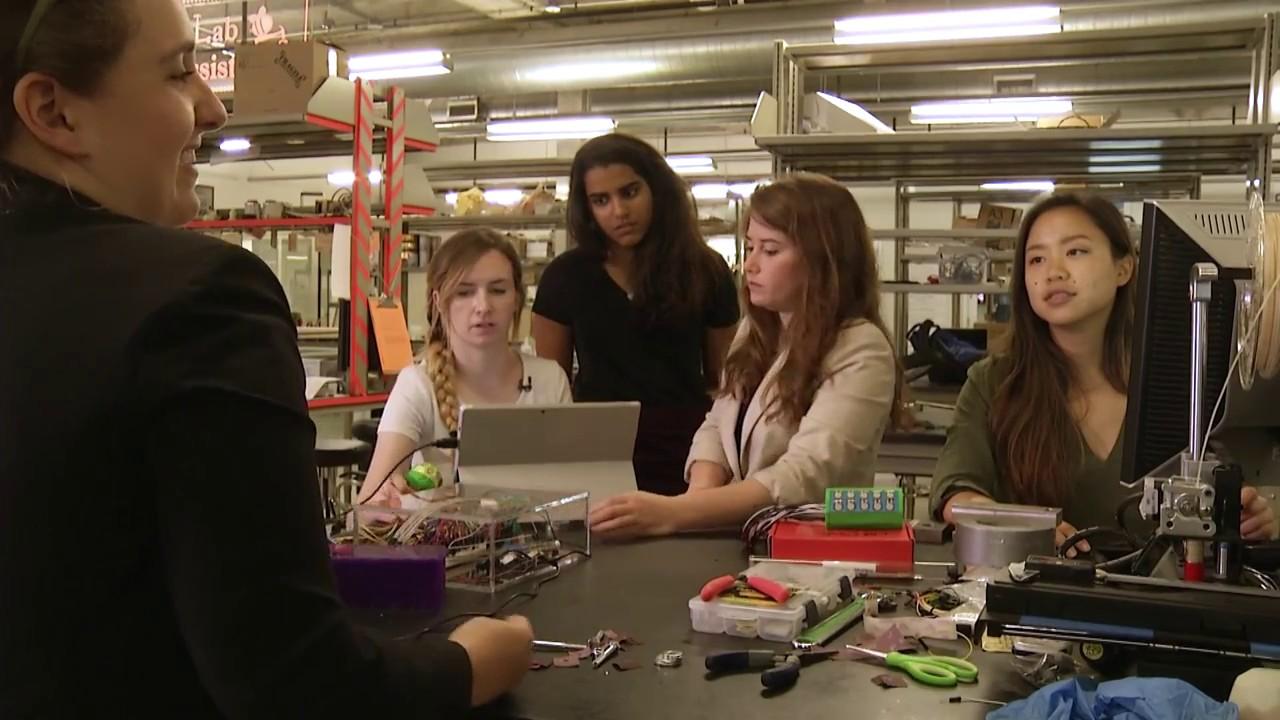 Teens and STEM Careers