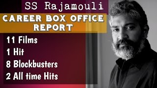 SS Rajamouli Career Box Office Collections