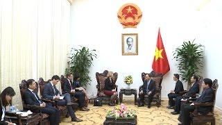 Tin Tức 24h: Thủ tướng Nguyễn Xuân Phúc tiếp Đại sứ New Zealand