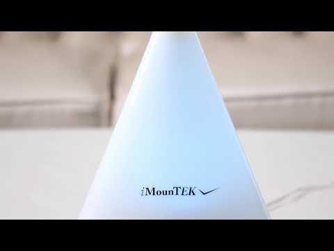 120ml Cool Mist Humidifier Ultrasonic Aroma Essential Oil Diffuser