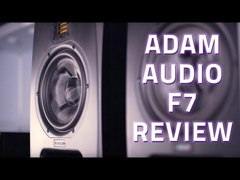 Adam Audio F7 Active Studio Monitors Review