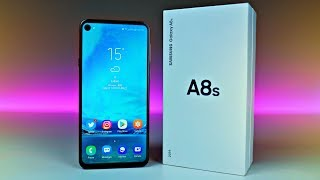 """Samsung Galaxy A8S """"INFINITY O"""" - UNBOXING & FIRST LOOK!!!"""
