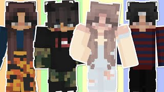 Cute Minecraft Skins For Girls And Boys!