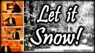 Let It Snow (Christmas TTBB A Cappella) - Julien Neel