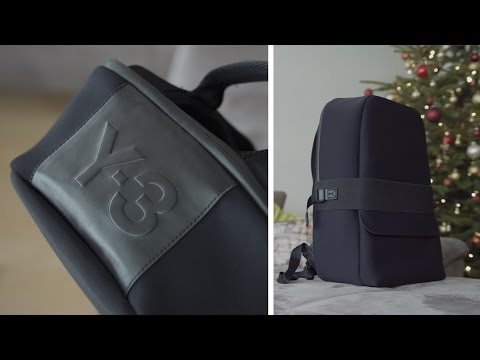 DER BESTE RUCKSACK! Y-3 BACKPACK REVIEW – ili