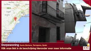 preview picture of video 'Dorpswoning te Koop in Santa Bàrbara, Tarragona, Spain'