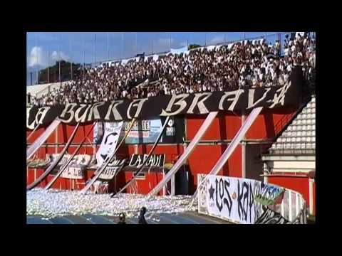 """BURRA BRAVA JORNADA 16 VS ROSADAS TA 2013"" Barra: La Burra Brava • Club: Zamora"