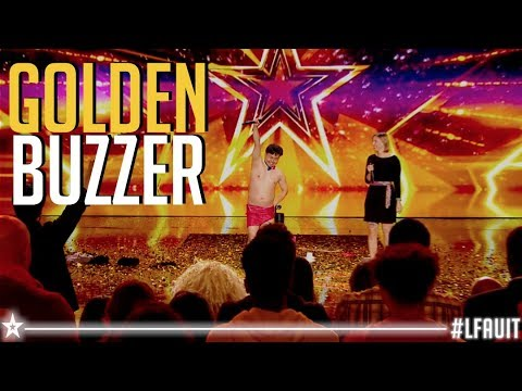 Uekusa | ✨GOLDEN BUZZER ✨| Auditions |  France's got talent 2018 (видео)